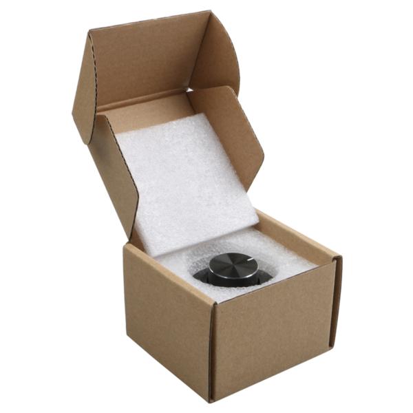 Controller Volume Audio - Lega di Alluminio - Imballaggio